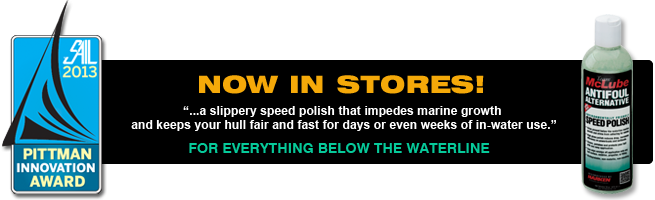 Antifoul Alternative Speed Polish Now In Stores