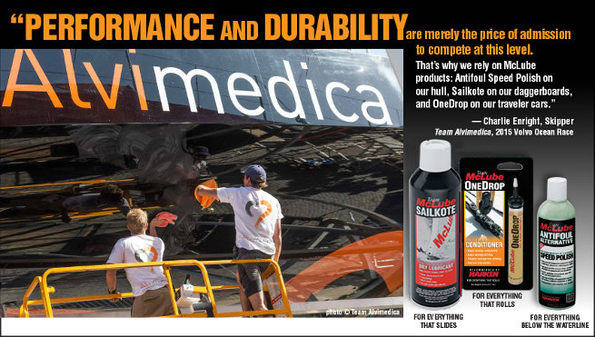Antifoul Alternative Speed Polish Sail Magazine 2013 Pittman Innovation Award